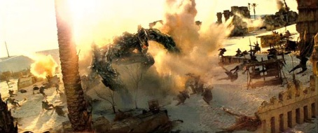 Transformers: Revenge of the Fallen Still
